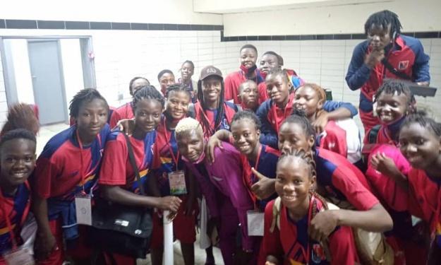 Ligue des Champions féminine : L'UFSA domine les Onze sœurs en présence de Bancé