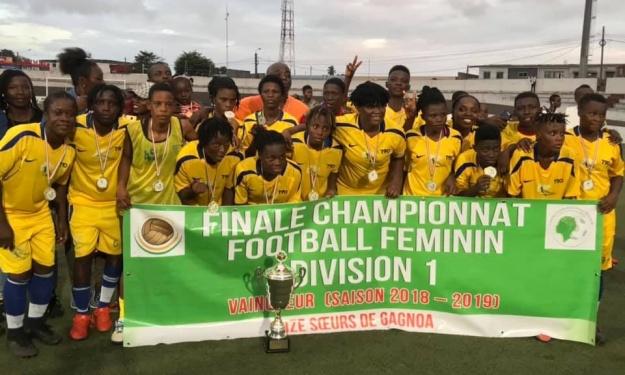 Ligue des Champions Féminine : Les Onze Sœurs Gagnoa et l'US Forces Armées ouvrent le bal
