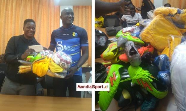 Ligue des Champions Féminine : Yssouf Diabaté apporte son soutien aux Onze Sœurs