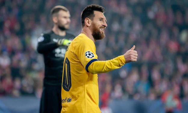 Ligue des Champions : Un but et deux nouveaux records pour Messi