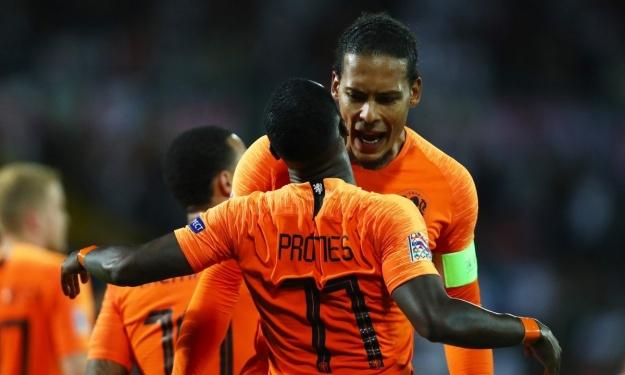 Ligue des Nations : Les Pays-Bas renversent l'Angleterre et rejoignent le Portugal en Finale