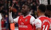Ligue Europa : Nicolas Pépé se dit confiant pour la qualification en demi-finales