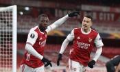 Ligue Europa : Pépé dans l'équipe type des quarts de finale aller
