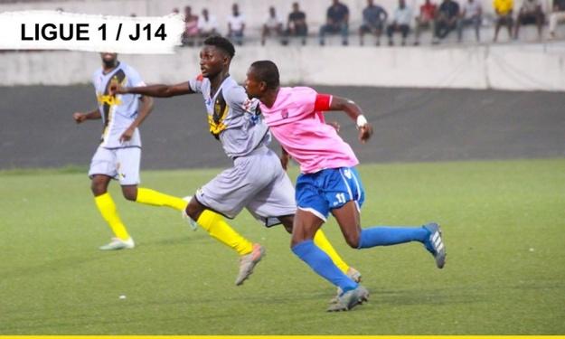 LONACI Ligue 1 (14è J) : Les Lions d'Abidjan dévorent les Mimos