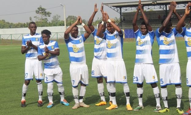 LONACI Ligue 1 (18è J) : Le Racing s'incline à Gagnoa, Les Aiglons plumés à San Pedro (résultats et classement)