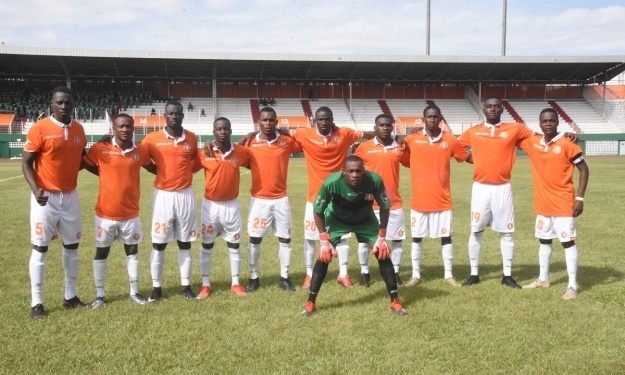 LONACI Ligue 1 (18è J) : Les Militaires reviennent à 1 point du leader