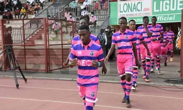 """LONACI Ligue 1 (4è J) : """"San Pedro - AFAD"""" et """"SOA - Racing"""" au menu de la 1ère journée avec les supporters"""