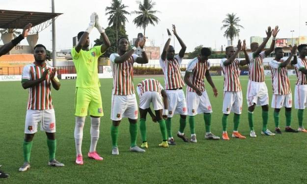 LONACI Ligue 1 (6è J) : L'Africa toujours invaincu, mais toujours sans victoire