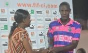 LONACI Ligue 1 (6è J) : Osée Niégbo sauve le Racing d'une défaite face aux Bouakois