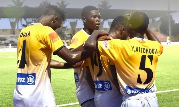 LONACI Ligue 1 (9è J) : Les Mimos reprennent leur marche en avant