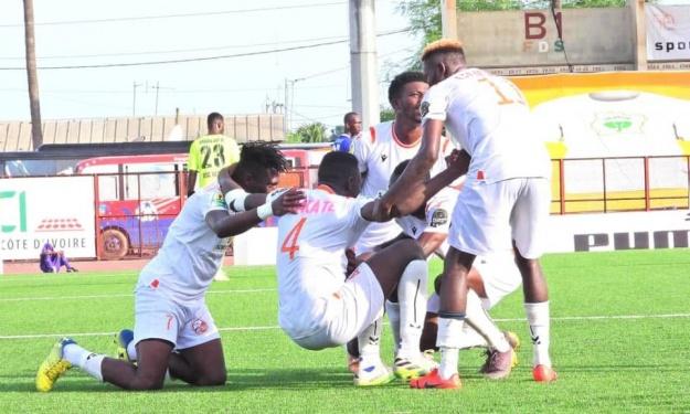LONACI Ligue 1 (9è J) : San Pedro prend ses distances avec Gagnoa et rapproche l'AFAD de la Super Division