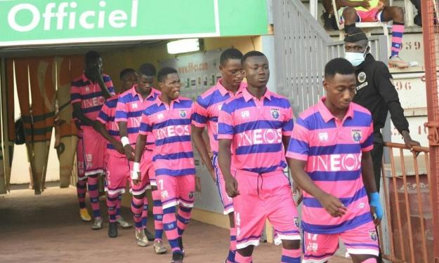 LONACI Ligue 1 : ''Africa-AFAD'' et ''Racing-SOL'' au programme de la 7è et dernière journée de la phase Aller