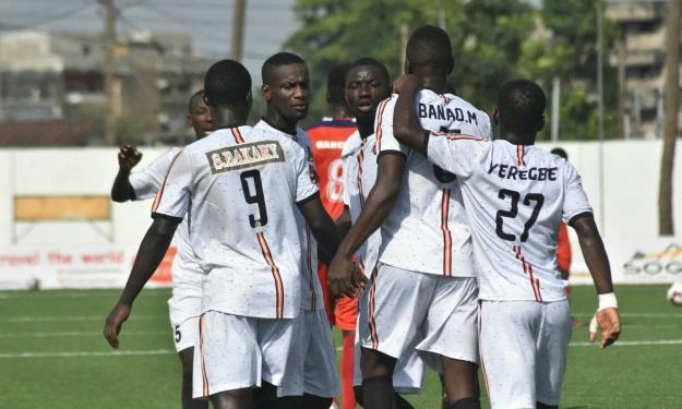 LONACI Ligue 1 : Bouaké FC se défait de l'AS Tanda ; SOL FC arrache le nul face à la SOA