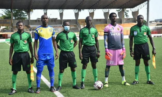 LONACI Ligue 1 : Buts, Résultats et Classements de la 6è journée