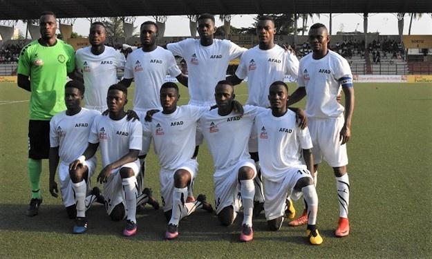 LONACI Ligue 1 : L'AFAD reprend sa place de dauphin