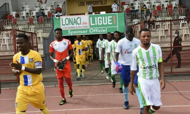 LONACI Ligue 1 : Huis clos levé et des réaménagements prévus dès la 4è journée