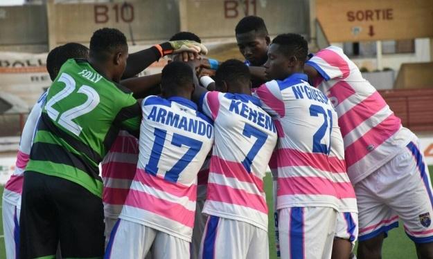 LONACI Ligue 1 (5è J) : Même à 10 contre 11, le Racing Club préserve son invincibilité face à l'ASEC