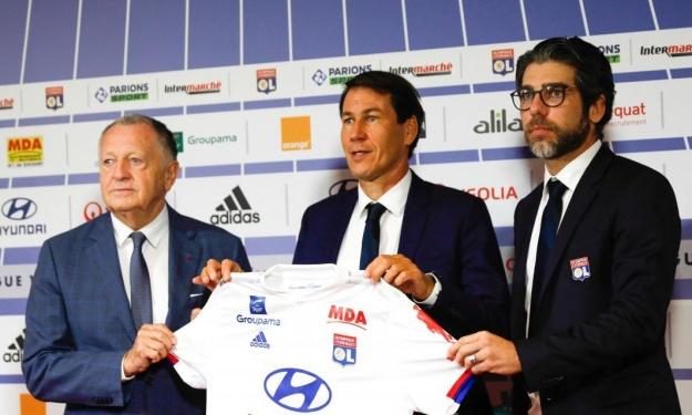 Lyon : Rudi Garcia tacle Juninho et se fait recadrer par Aulas