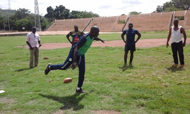 Mali : Les entraîneurs à l'école pour une formation de niveau 2 du rugby à XV