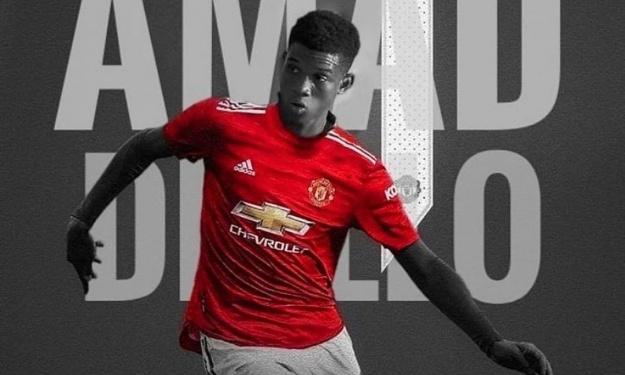 Manchester United : Le numéro d'Amad Diallo dévoilé