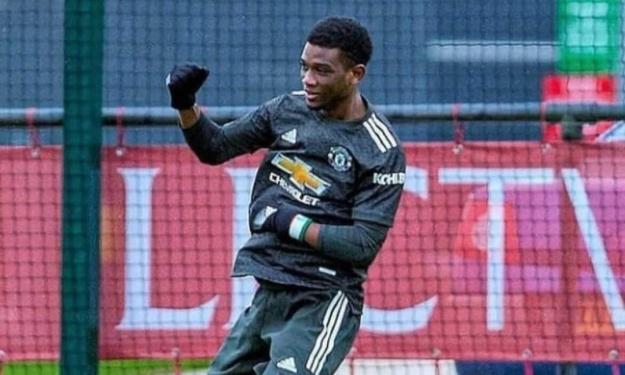 Manchester United : Voici ce que touche Amad Diallo