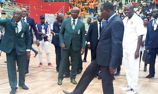Mara'CAN Abidjan 2018 : le Ministre Danho Paulin lance les hostilités