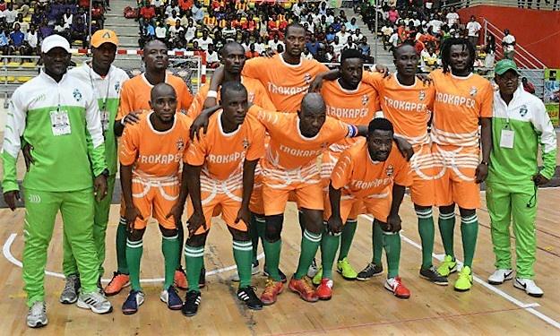 Mara'CAN Abidjan 2018 : Les Éléphants Seniors sont Champions d'Afrique