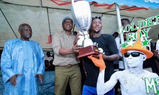 Maracana : Du beau monde lors de la finale du ''Tournoi Zébié 2018'' remportée par Dream Team