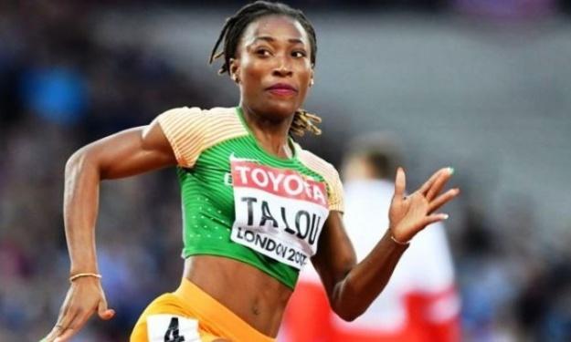 Marie Josée Ta Lou  se prononce sur le report des Jeux Olympiques