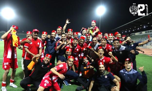 Maroc : Comara Cheick remporte son 3è titre de Champion avec le WAC