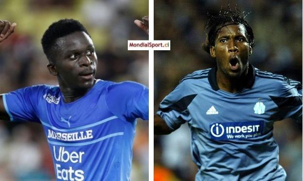 Marseille : Bamba Dieng vu comme le futur Didier Drogba par El-Hadji Diouf