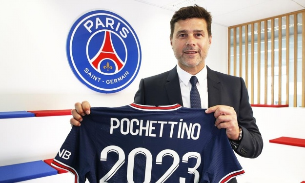 Mauricio Pochettino rempile avec le PSG