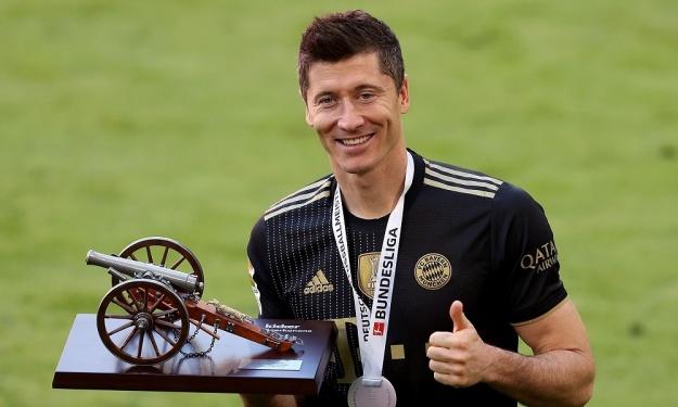 Meilleurs buteurs d'Europe : Lewandowski en tête ; un seul africain dans le Top 20