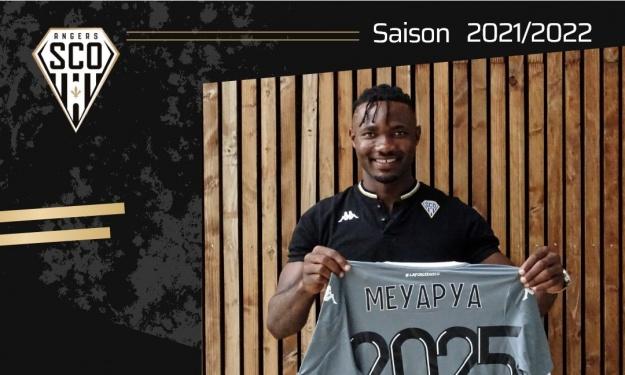 Mercato : Blondon Meyapya atterrit au SCO d'Angers
