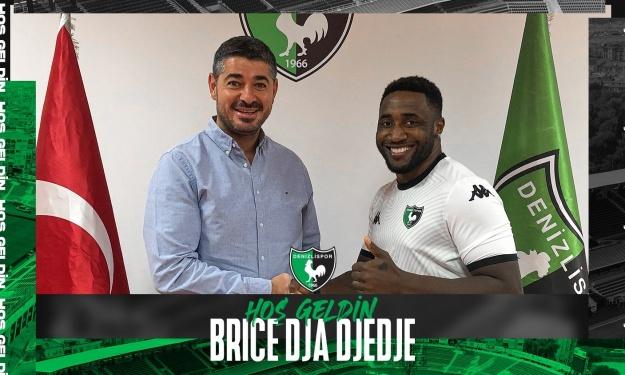 Mercato : Brice Dja Djédjé continue son aventure en seconde division Turque