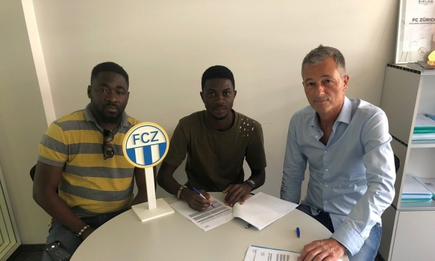 Mercato : Britto Willie  (AS Tanda) au FC Zurich