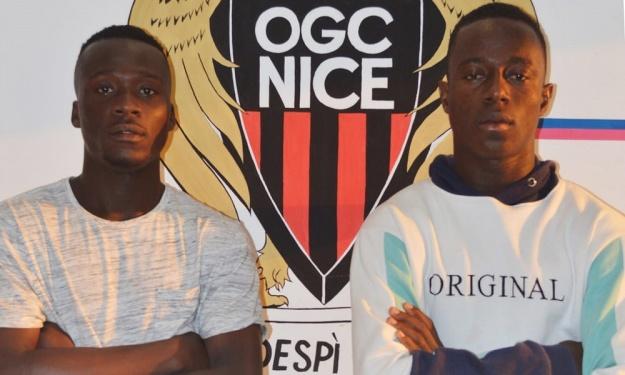 Mercato : Deux Lions d'Abidjan deviennent des Aigles à Nice