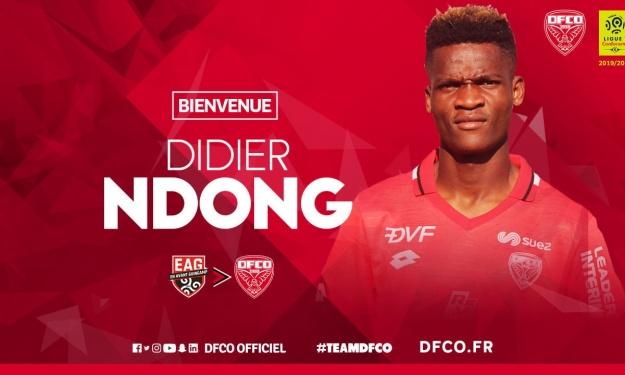 Mercato : Didier Ndong signe à Dijon