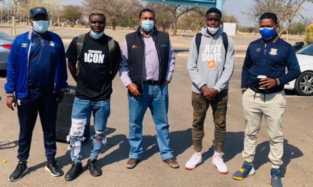 Mercato : Dion Marc et Ange Oliver Eric signent dans un club Botswanais