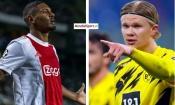 Mercato : Dortmund songe à Haller pour remplacer Erling Haaland