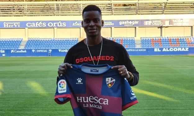 Mercato : Idrissa Doumbia rejoint la Liga (off)