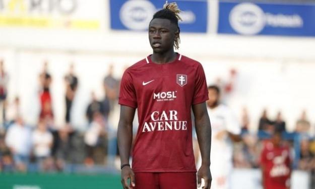 Mercato : Kevin N'Doram signe à Metz