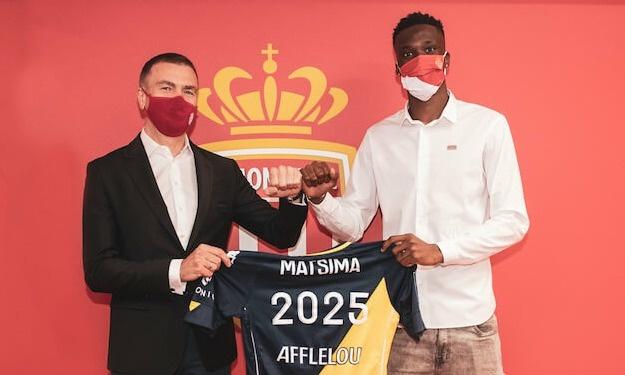 Mercato : l'AS Monaco sécurise sa pépite Chrislain Matsima