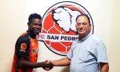 Mercato : Le FC San Pedro s'offre un international togolais