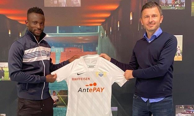 Mercato : Le FC Zurich accueille un ancien pensionnaire de l'Athlétic d'Adjamé