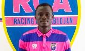 Mercato : Le Racing Club d'Abidjan s'offre Zan Bi Roland