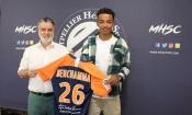 Montpellier : Samy Benchamma passe en professionnel