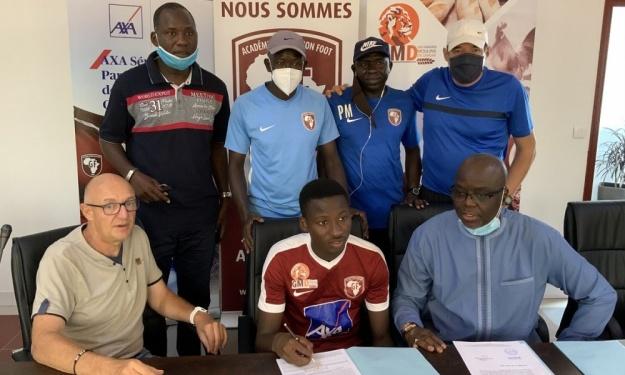 Sénégal : Pape Matar Sarr quitte Génération Foot pour la Ligue 1 française