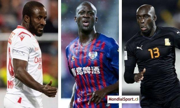 Mercato : Seydou Doumbia, Yaya Touré, Yannick Sagbo…, ils sont tous libres