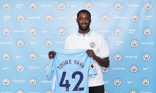 Il y à 7 ans jour pour jour, Yaya Touré signait à City! Retour sur son parcours